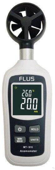 Купить Мини термоанемометр FLUS MT-915