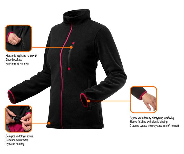 Купить Кофта флисовая женская Women Line NEO Tools 80-500