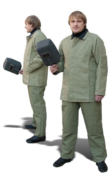Купити Одяг захисний брезентова