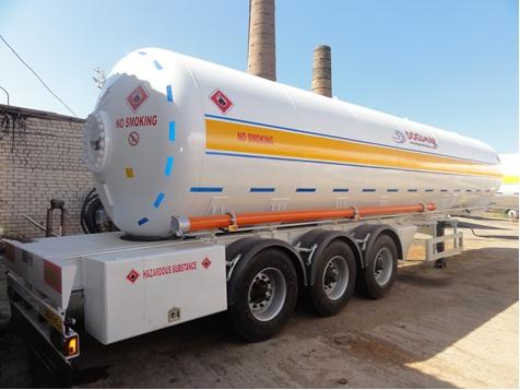 Buy Ammiakovoz (transporter of waterless ammonia) Doganyildiz
