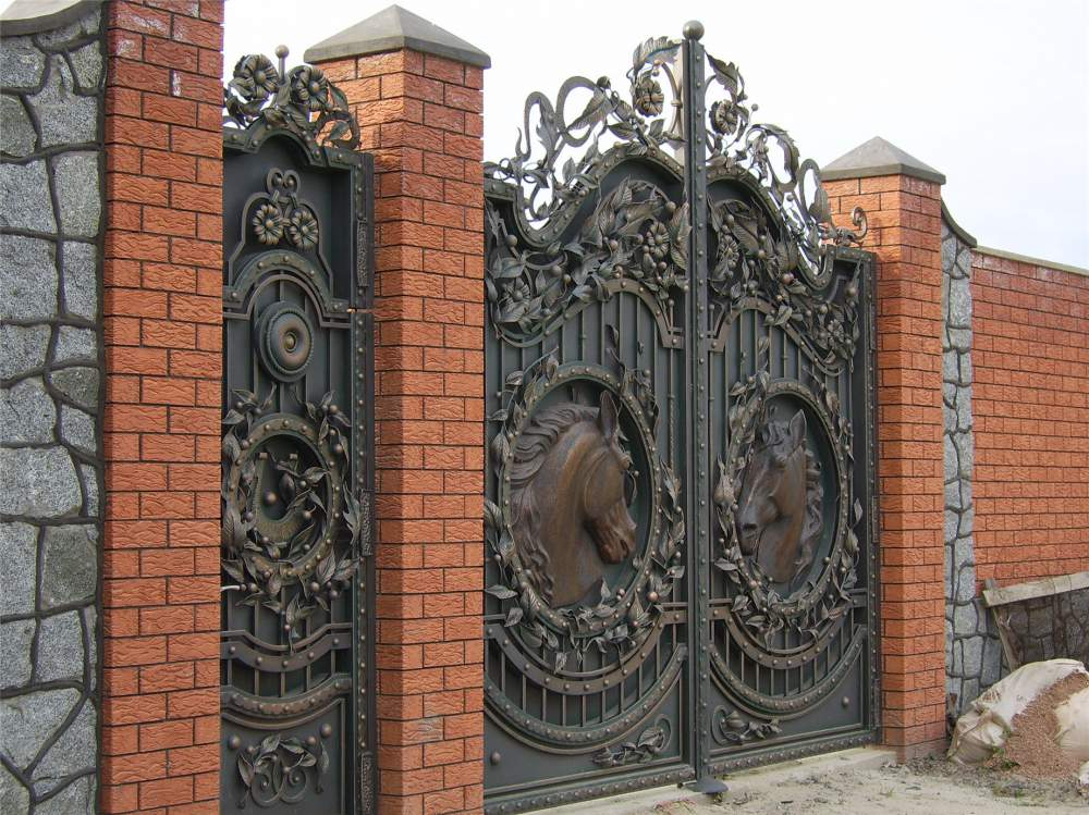 Калитки и ворота цена киев ворота для дачи акции