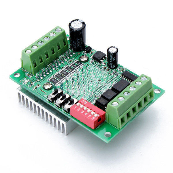 Купить Драйвер шагового двигателя 10-35В TB6560 Arduino