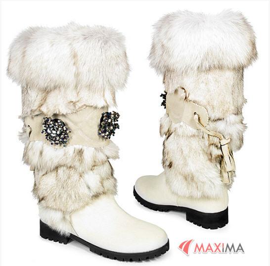 ad292fc6a73610 Чоботи на хутрі, взуття зимове жіноча оптом по Україні, Дніпропетровськ