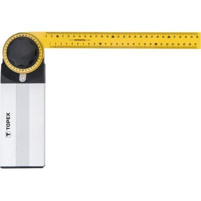 Купить Угломер Topex разводной, 500 x 240 мм (30C345)
