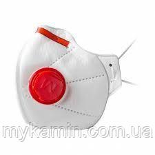 Купить Респиратор с клапаном выдоха Бук FFP3