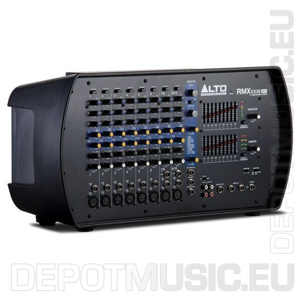 Buy Active mixer of ALTO PROFESSIONAL RMX1008DFX