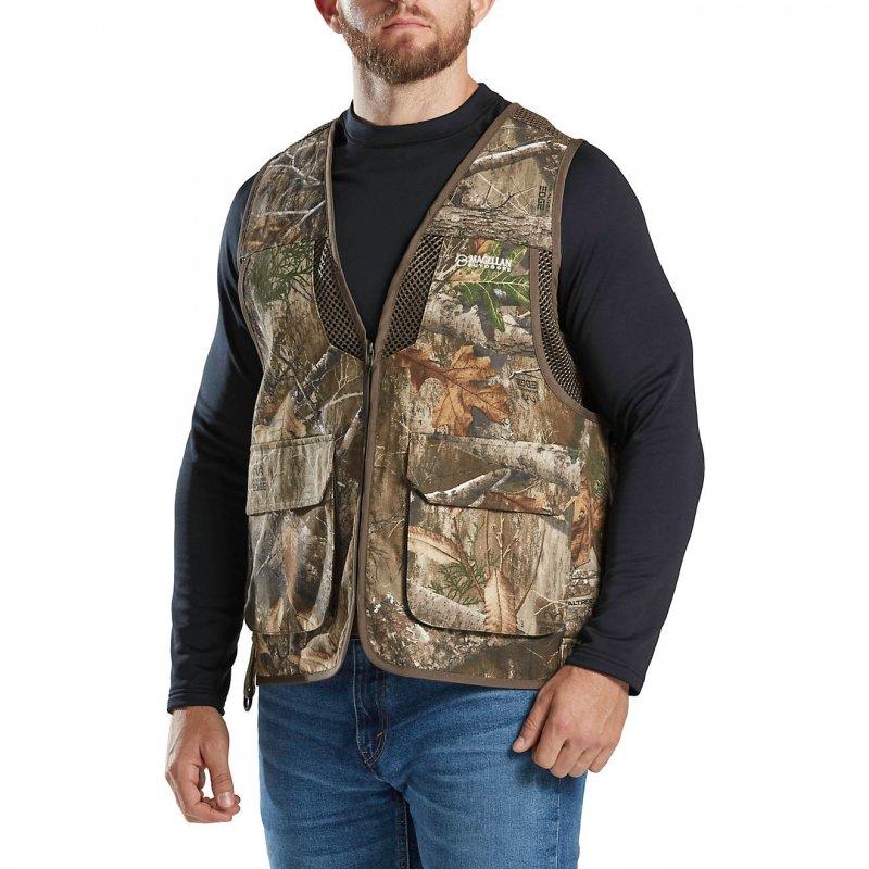 Жилет для охоты Magellan Outdoors Men's Deluxe Game Vest Realtree Edge