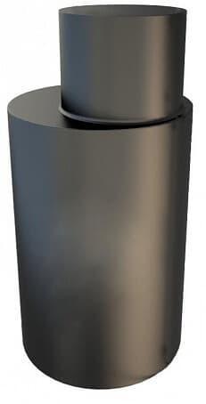 Кессоны металлические 100 куб.м.