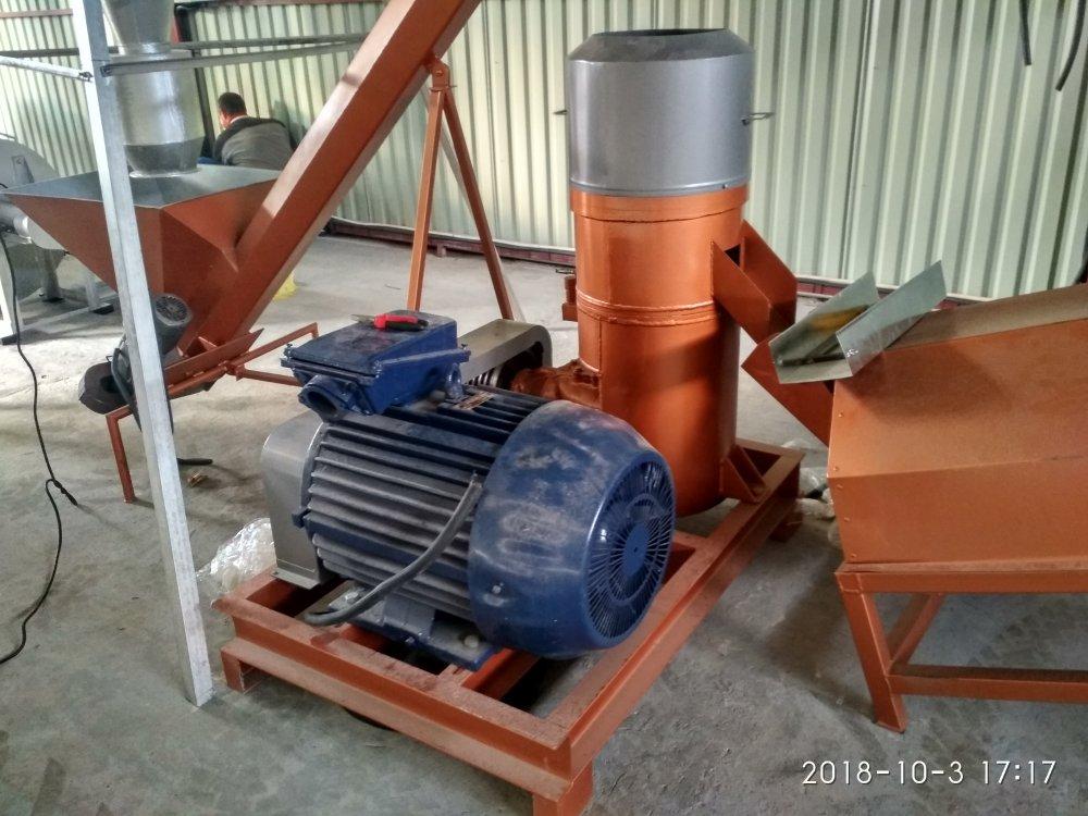 Купити Гранулятор КЛ 600, 500-700кг/година