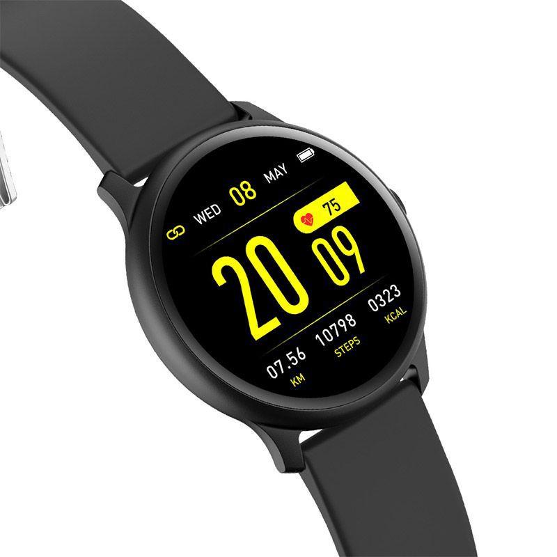 Купить Смарт-часы Kingwear KW19 Pro с тонометром и пульсометром