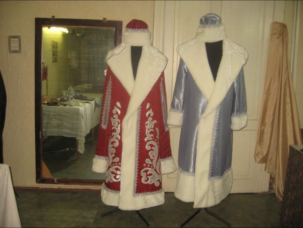 Новогодние костюмы. костюмы деда мороза и снегурочки. - Киевская ... 9c2ef6c82ce