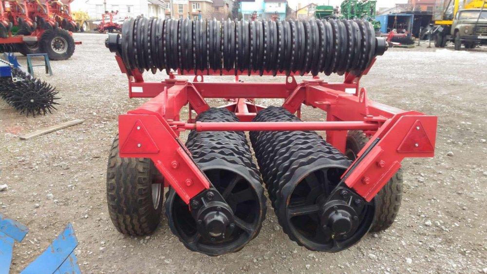 Field rollers