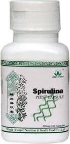 Купить Спирулина — «пища XXI века». Кладезь витаминов, микроэлементов и аминокислот