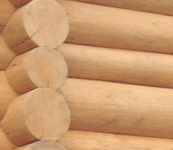 Бревно оцилиндрованное диаметр 160 мм