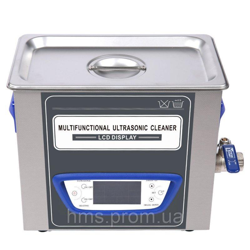 Купить Ультразвуковая ванна Jeken 3,2 л TUC-32 для очистки ювелирных изделий