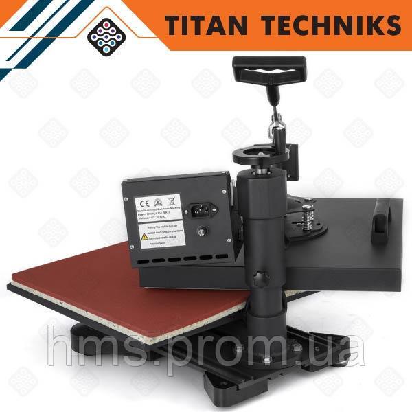 Купить Термопресс планшетный 5 в 1 38×38 см, термотрансфер для футболок, машина для термопечати
