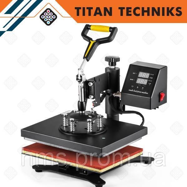 Купить Термопресс планшетный 30×23 см, термотрансфер для футболок, машина для термопечати