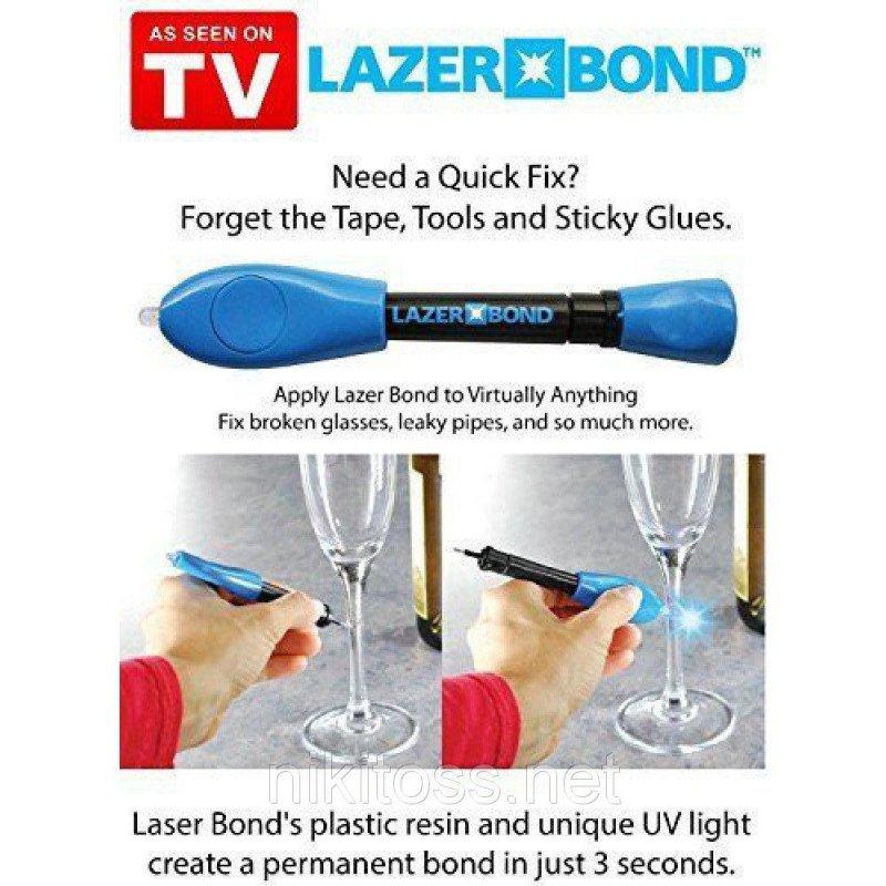 Купить Клей Laser Bond (ЛАЗЕР БОНД) лазерный клей