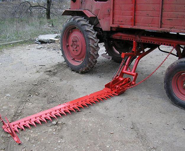 Купить косилку к трактору т-16 по договорной цене в Бердянске, Украина