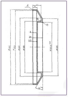 Купить Пыльники амортизаторов, Пыльник УПК-900,УПК-600
