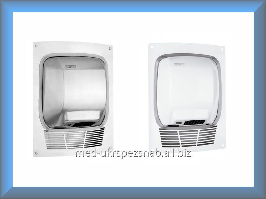 Купить Декоративная накладка для сушилки Mediclinics Mediflow KT0010CS (сатиновая)