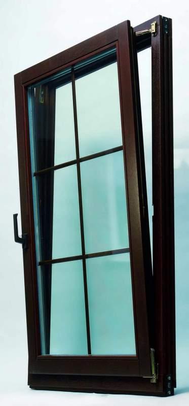 окна со шпросами фото