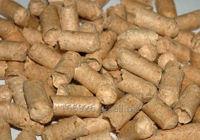 Купить Древесные топливные гранулы (пеллеты)