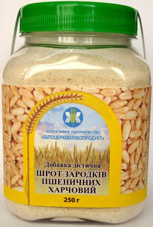 Шрот зародышей пшеницы