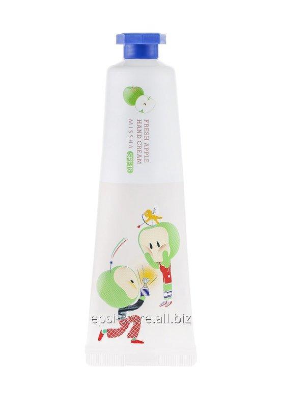 Купить Крем для рук с экстрактом яблока Missha Love Secret Hand Cream Fresh Apple, 30 мл