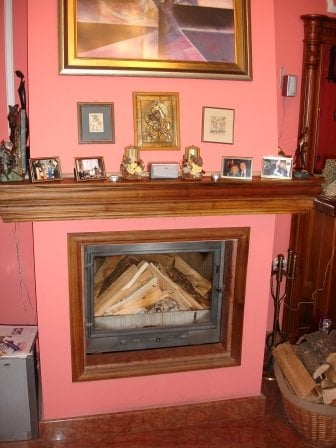 Buy Fireplaces and barbecue to order