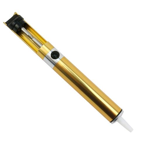Купить ZD-192A оловоотсос помповый, металлический корпус Zhongdi