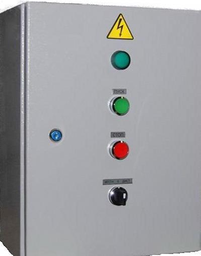 Електричні апарати напругою до тисячі вольтів