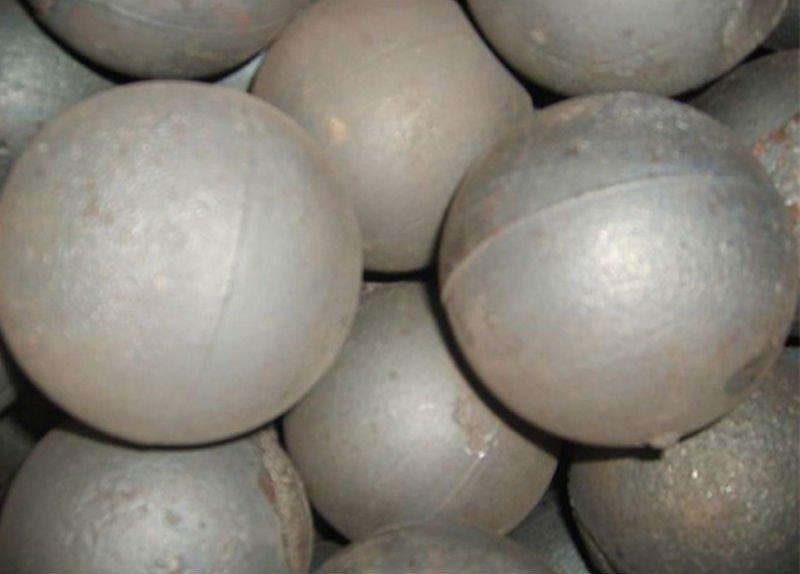Мелющие шары стальные ф 80 мм под заказ из Китая.