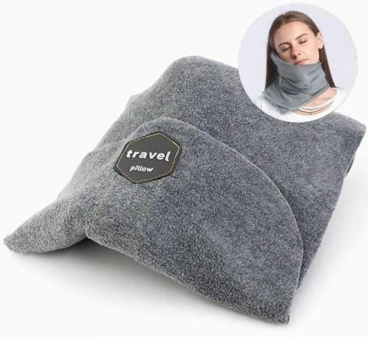 Купить Подушка для путешествий Travel pillow | Подушка на шею для поездок