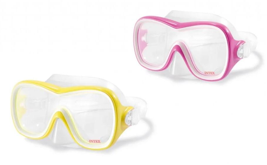 Купить Маска для плавания Wave Rider Masks, 2 вида, от 8 лет | Маска для дайвинга