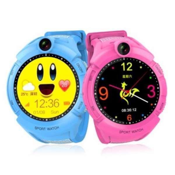 Купить Смарт-часы Smart Baby Watch Q610S Q360 (2 цвета)