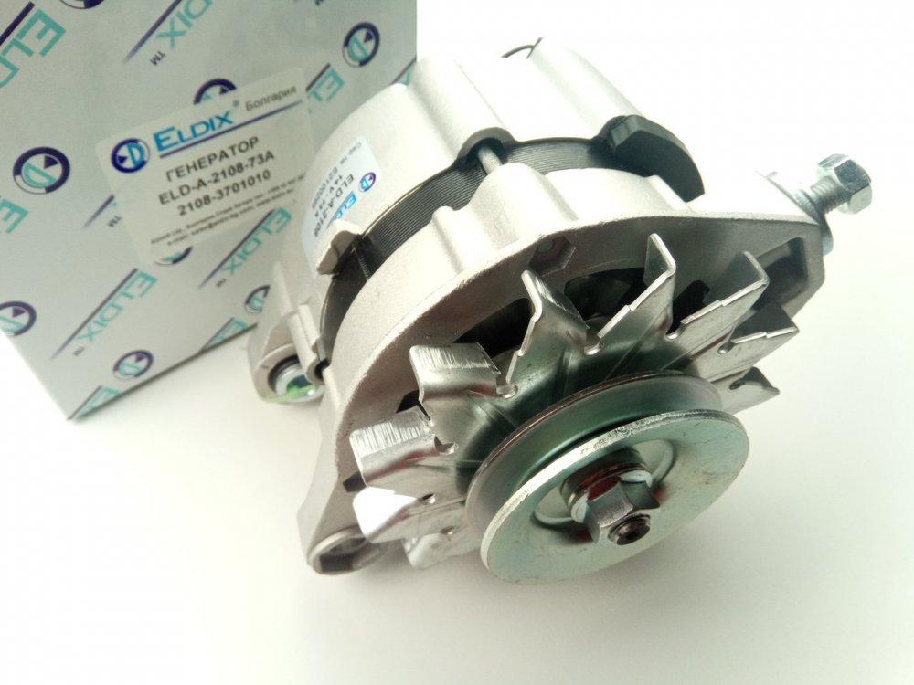 Купить Генератор ВАЗ 2108 73А, Eldix (ELD-A-2108-73A)