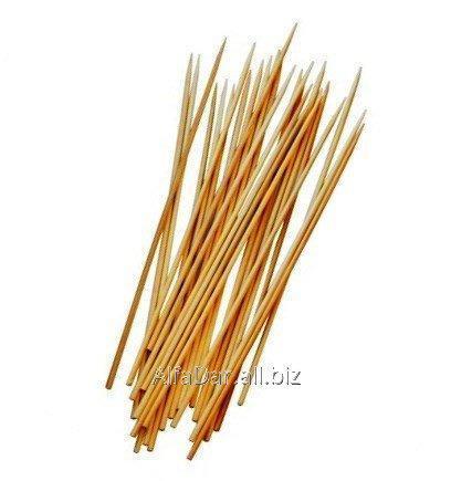 Купить Бамбуковые шампура 20 см 100 штук