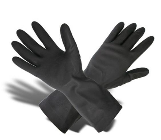 Купить Перчатки кислотощелочестойкие КЩС