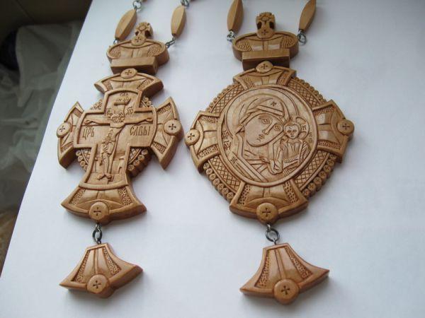 Деревянный крестик своими руками