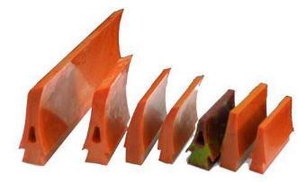 Скребки-очистители для конвейерных лент