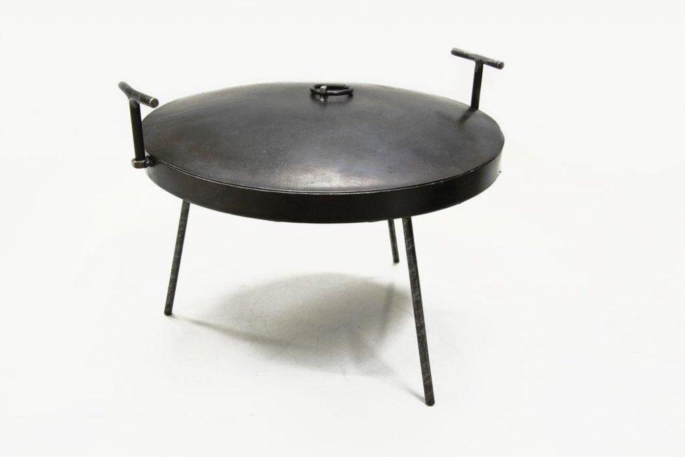 Купить Сковорода-диск из бороны 50 см с крышкой