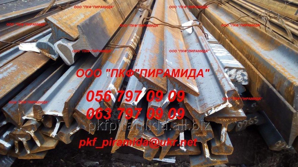 Рудничный рельс Р-34