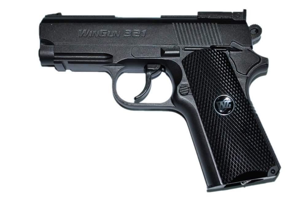 Пневматический пистолет KWC 321 (Colt Defender)