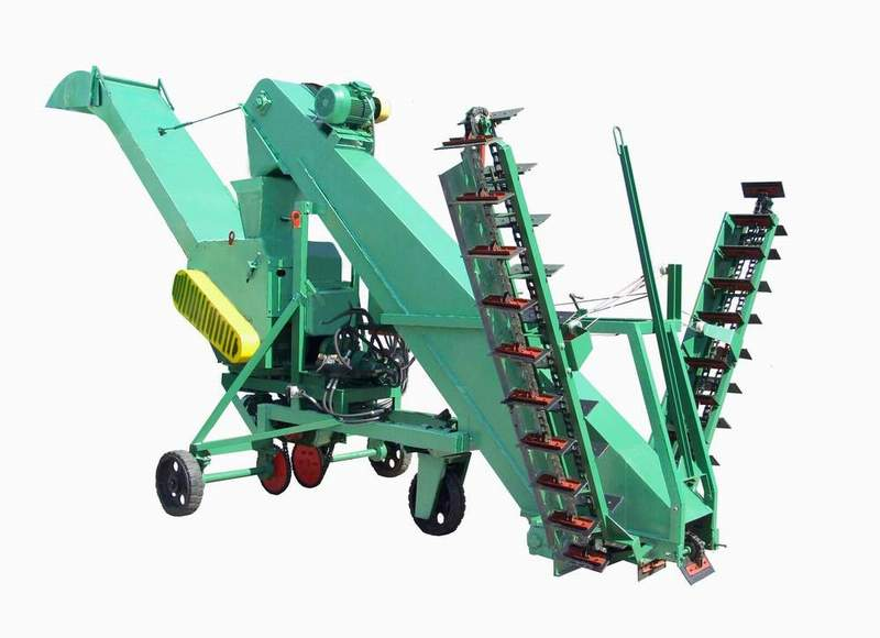 Зернометатель (метатель зерна самопередвижной) Р6-МЗС-100
