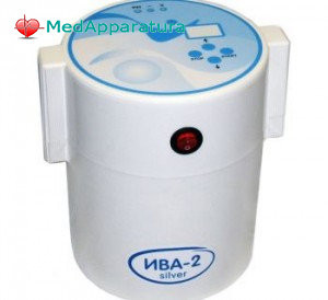 Купити Активатор воды ИВА-2 Silver (ионизатор-осеребритель)