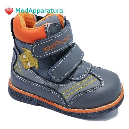 Купить Ботинки детские ортопедические ОrtoBaby D9108, 22-31 размер