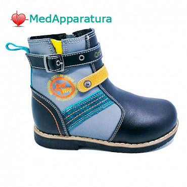 Купить Ботинки зимние ортопедические ОrtoBaby W9011, 31-35 размер