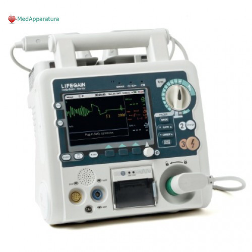 Купить Дефибриллятор-монитор LIFEGAIN CU-HD1