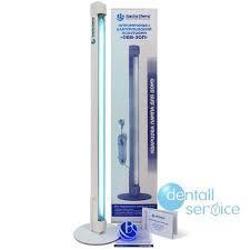 Купить Облучатель ОБП 1-15 на металлической подставке в индивидуальной упаковке Медаппаратура